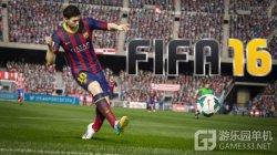 香川真司在梅西旁边 《FIFA 16》亚洲地区封面公布