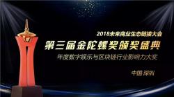 2018第三届金陀螺奖年度评选今日开启,一起看看今年大奖有哪些!