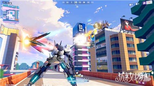机动都市阿尔法PC版本正式上线 新机甲中子星空降