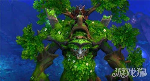 魔兽世界漫游古树坐骑上线 外观随四季变化